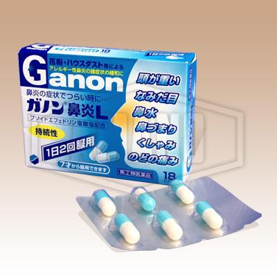ガノン鼻炎L